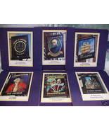 BRITISH BEER COASTERS MATS Souvenir BIG BEN ABBEY set 6 - $5.99