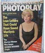 Photoplay Magazine MARILYN MONROE ELVIS PRESLEY SANDRA DEE ELIZABETH TAY... - $19.95