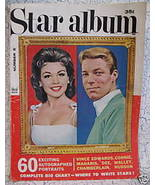 Star Album Magazine Movie Stars MARILYN MONROE DICK CHAMBERLAIN ELVIS Bo... - $14.95