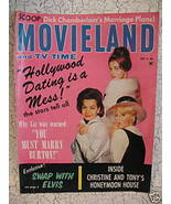 Movieland Magazine Movie Stars ANN MARGRET Elizabeth TAYLOR RICHARD BURT... - $9.95