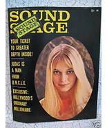 Sound Stage Magazine JANE FONDA ELIZABETH MONTGOMERY BRANDO Liza MINELLI... - $14.95