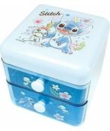 Disney Lilo and Stitch 2 Step Chest Case Box jewelry Accessory case  - $38.61