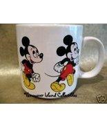 Souvenir MICKEY MOUSE Coffee Cup Mug WALT DISNEY - $6.99