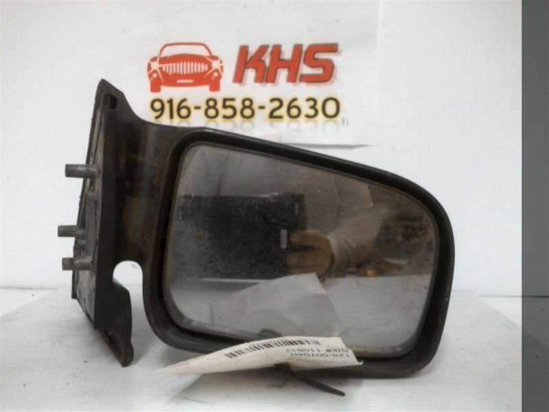 Primary image for Passenger Side View Mirror Manual Pedestal Black Fits 85-92 RANGER 202429