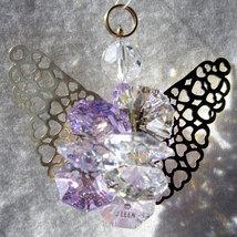 Suncluster Crystal Angel Ornament image 3