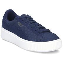 Puma Shoes Basket Platform DE, 36410202 - $139.00