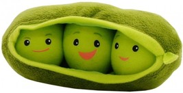 Disney Beans Collection 106 Peas-in-a-Pod Plush... - $36.49