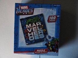 Marvel Heroes 100 Piece Puzzle - $7.13