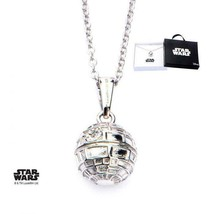 Disney Star Wars Death Star 3D Pendant with Chain - $86.00