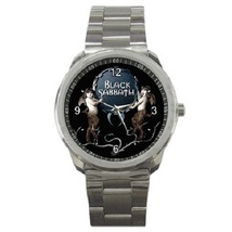Black Sabbath Rock Band Sport Metal Watch Gift mode 17656715 - $14.99