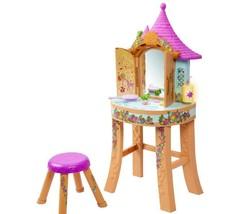 Disney Princess Playdate Rapunzel Tower Vanity NEW FREE SHIPPING - $120.00