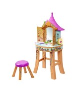 Disney Princess Playdate Rapunzel Tower Vanity NEW FREE SHIPPING - $120.00