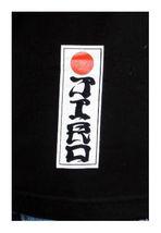 Dissizit! Black or White Jiro Skull Lil Tokyo Graffiti T-Shirt Los Angeles Slick image 3