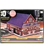 Kodacolor Three Dimensional 3D Photoscape Ryman Auditorium Moderate Skil... - $49.49