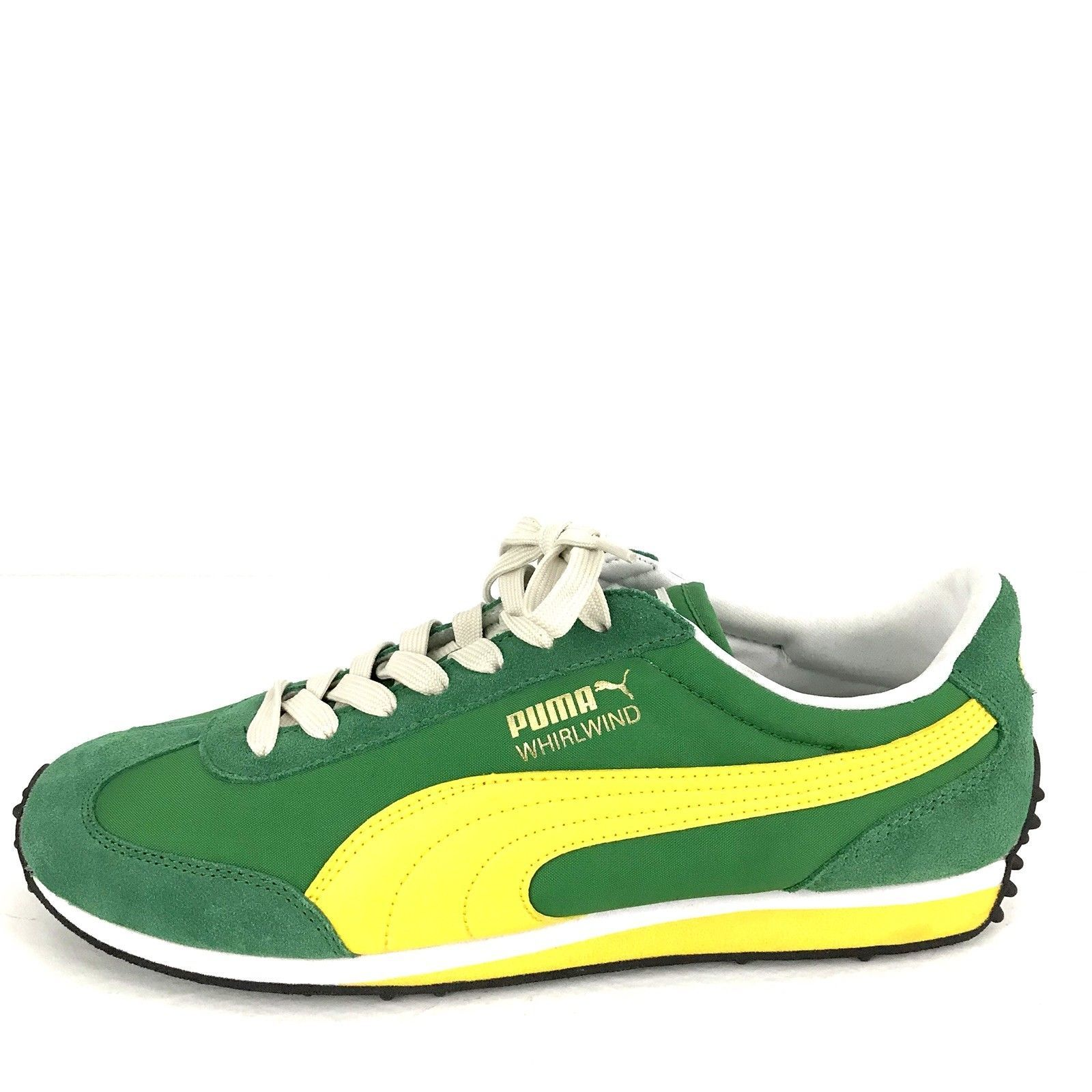 Puma Whirlwind Mens 8.5 Green Jamaican and 50 similar items e6f517b95