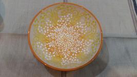 """Handpainted Turkish Ceramic Bowl 15cm/6"""" Diameter - $24.74"""