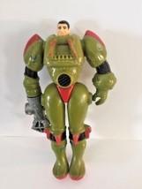 "Inhumanoids Herc Armstrong 6"" figure 1986 Hasbro Loose Incomplete - $6.92"