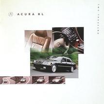2000 Acura 3.5 RL sales brochure catalog 00 US 3.5RL Legend - $9.00