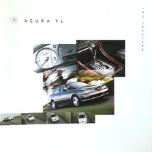 2000 Acura 3.2 TL sales brochure catalog 00 US 3.2TL Vigor - $8.00