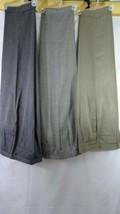 Lot of 3 Pairs Men's Dress Career Slacks/Pants - Size 34 x 30 - $29.69