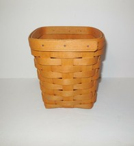 "Longaberger 6"" Spoon Basket 1999 - $15.00"