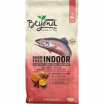 Premium Purina Beyond Grain Free, Natural, Adult Dry Cat Food 5 lb.  - $18.69