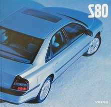 1999 Volvo S80 sales brochure catalog US 99 2.9 T6 - $10.00