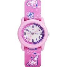 Timex Girls T7B1514E Quartz Time Teacher Watch with Multicolour Dial Analogue Di - $26.00