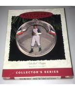 Hallmark Keepsake Ornament NWT 1996 Satchel Paige - $13.86