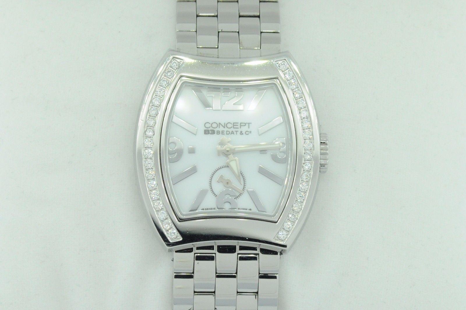 CONCEPT B3 Bedat & Co. Ladies Watch With Diamonds