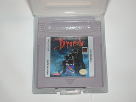 Nintendo Game Boy - Dracula (Game & Manual) - $25.00