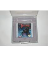 Nintendo GAME BOY - DRACULA (Game & Manual) - $25.00