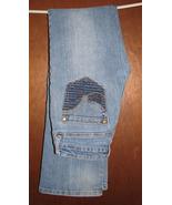 Womens Southpole Blue Denim Jeans Juniors Size 5  - $14.99