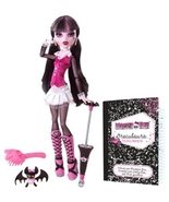 Mega Super Star Monster High Draculaura Fabulou... - $39.99