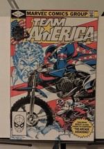 Team America #4 (Sep 1982, Marvel) - $1.48