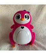 IloveRobots Bossa Nova Pink Penbo lovable Penguin Interactive Toy 11001 ... - $15.79