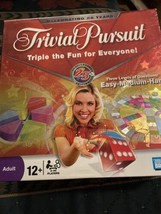 Trivial Pursuit 25th Anniversary Edition Parker Brothers Board Game - $29.03