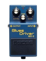 Boss BD-2 Blues Driver Guitar Effects Pedal - $150 - $89.09