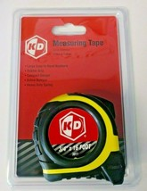 """KD Tools 3011 3/4"""" x 16 Foot Locking Measuring Tape with Rubber Grip - $4.46"""