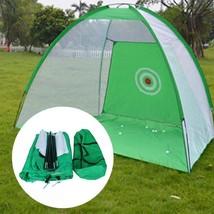 Golf Practice Net Indoor Outdoor 2mx1.4mx1m Golf Hitting Training Portab... - $60.96