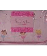 Nicole Miller Home Kids Dancing Ballerinas Cott... - $69.95