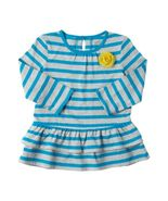 Carter's Toddler Girl's Long Sleeved, Stripped Print Tunic, Size 2T(US).... - $12.86