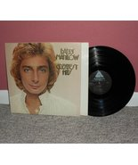 Barry Manilow Greatest Hits 2-disc LP Record Set - $2.99