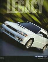 1998 Subaru LEGACY sales brochure catalog 98 US L 2.5 GT Limited - $6.00