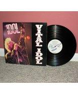 Billy Idol Vital Idol LP Record - $2.99