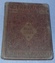 Children's Antique School Cyr Reader,  Book Three - $11.95