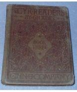 Children's Antique School Cyr Reader,  Book Three - $11.95