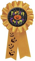 Funniest Costume Award Ribbon Badge Halloween Party - $4.97 CAD