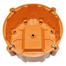 Distributor Cap w/ Rotor & Coil Cover Kit SBC BBC Chevy 65K Coil 8 CYL Orange image 5