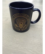 2001 Bush Cheney Republican GOP Inauguration Washington DC Mug Linyi - $14.00